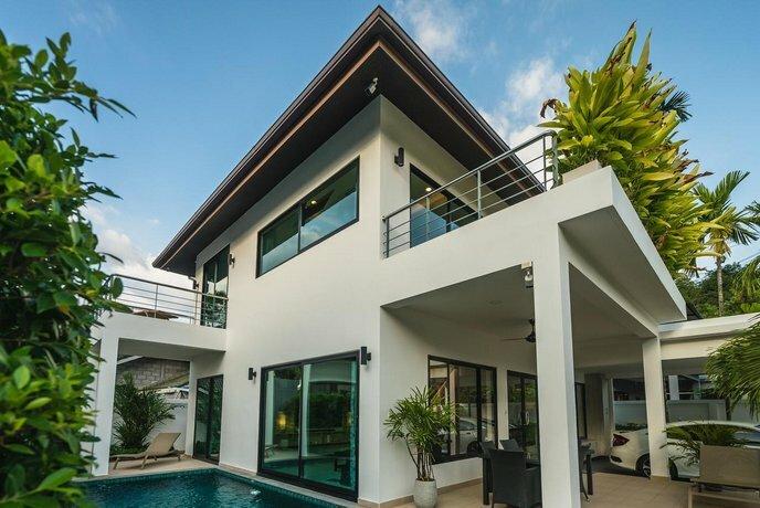 The White Pool Villa Kamala Beach Phuket