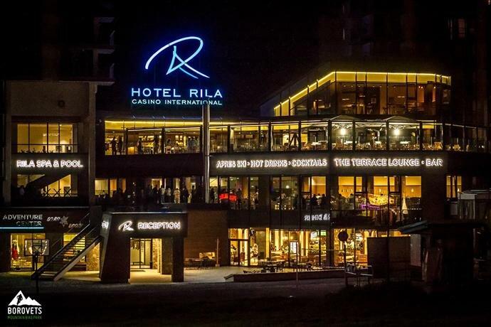 Гостиница Rila