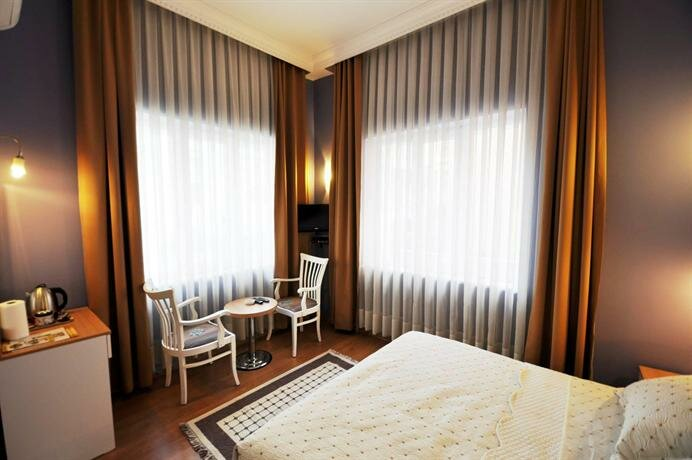 Мини-Отель Khalkedon Istanbul