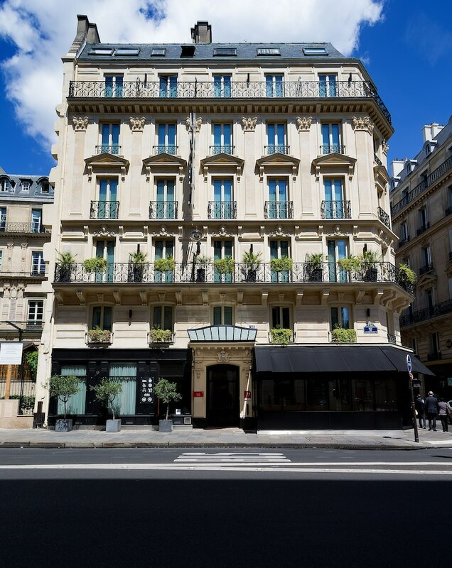 Hôtel Châteaudun Opéra