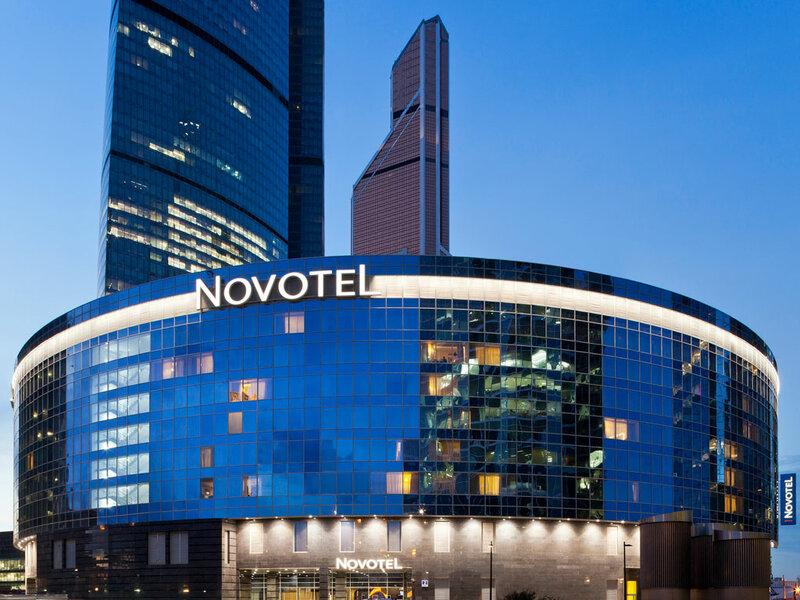 Novotel Москва Сити