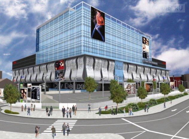 a195582000ef2 торговый центр — Многофункциональный торговый центр Новый — Иркутск, фото №1