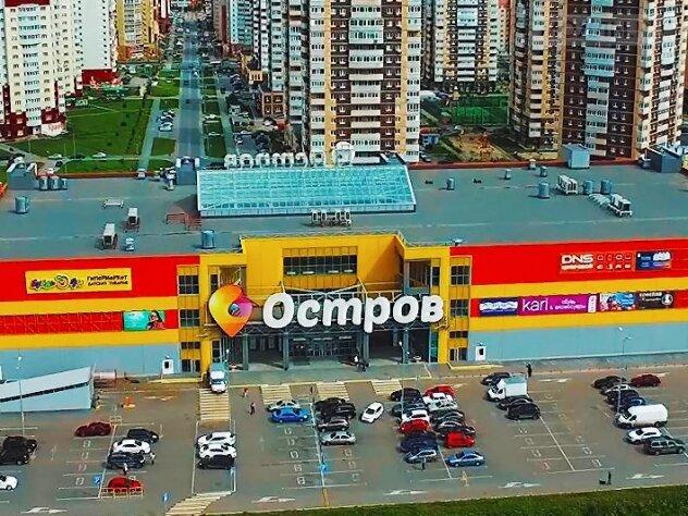 shopping mall — Torgovo-razvlekatelny tsentr Ostrov — Tyumen, photo 2