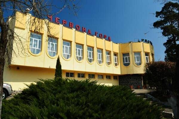 Гостинично-ресторанный комплекс Червона гора