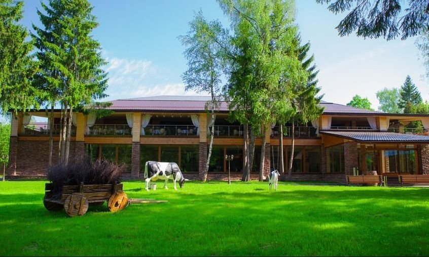 гостиница — Солнечный — деревня Дулепово, фото №3