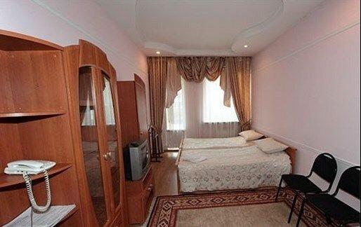 готель — Батыс-Акжайык — Нур-Султан (Астана), фото №1
