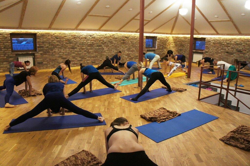 центр йоги — Йогадвор, йога и йогатерапия — Краснодар, фото №2