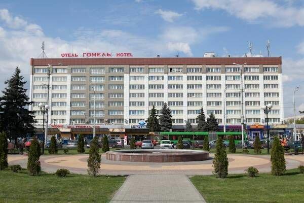 гостиница — Гостиница Гомель — Гомель, фото №2