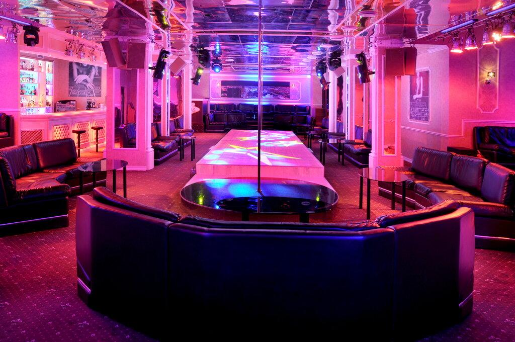 ночной клуб — Стриптиз-клуб «Roxbury» — Москва, фото №7
