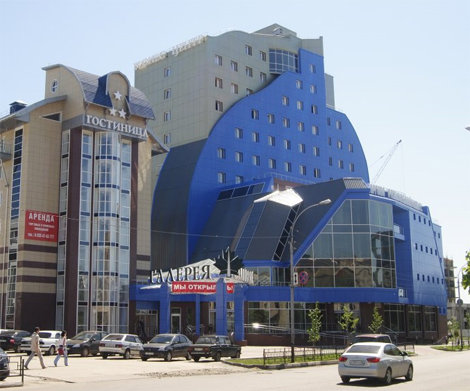бизнес-центр — Галерея — Тамбов, фото №2