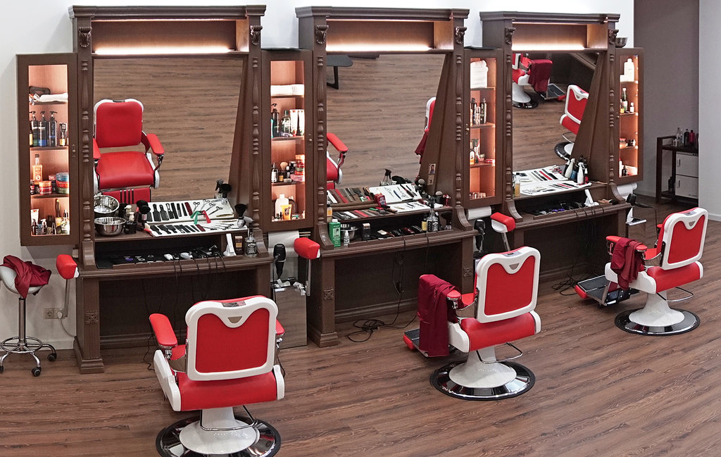 hairdressers — M15 Barbershop — Kyiv, photo 1