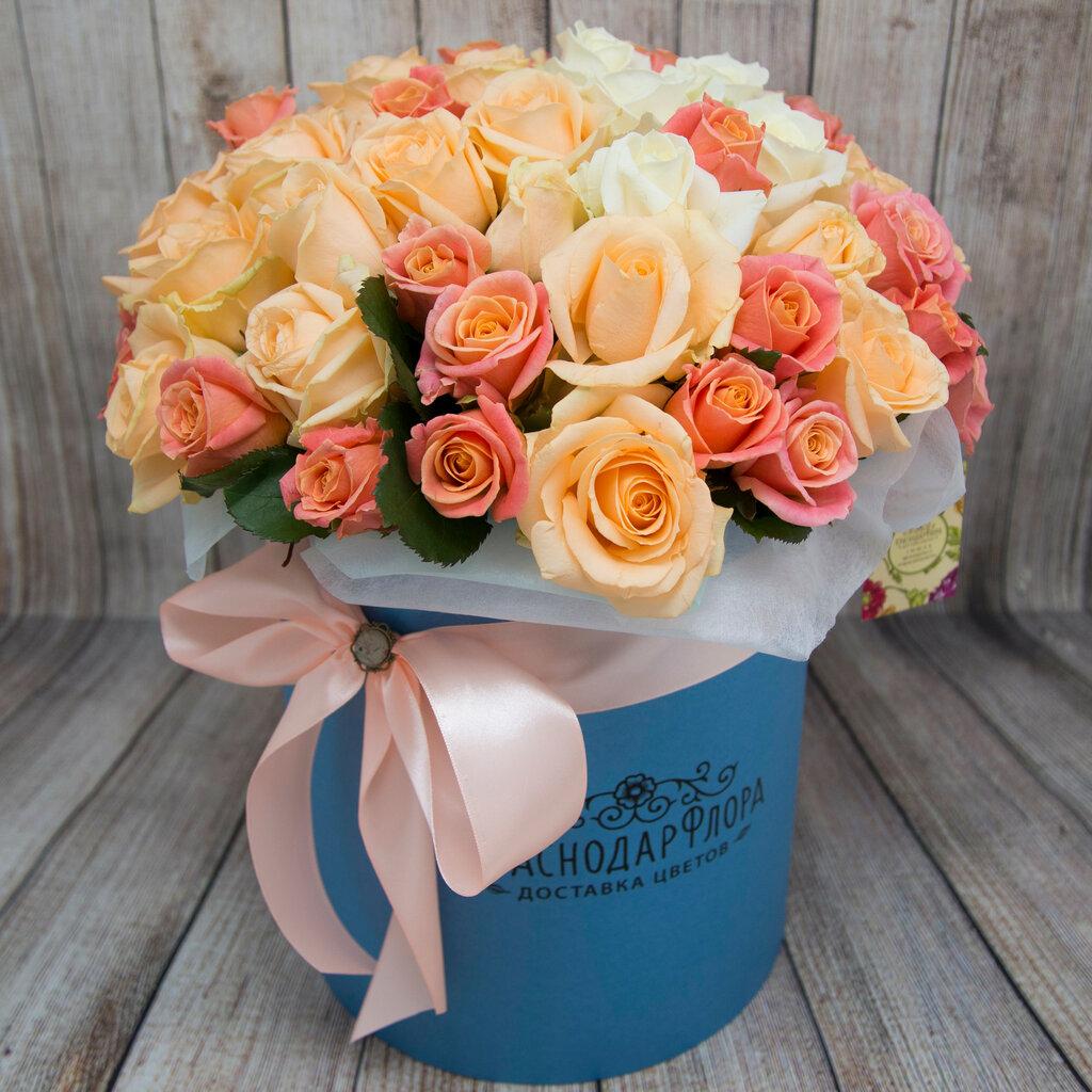 Доставка цветы и открытка, любви