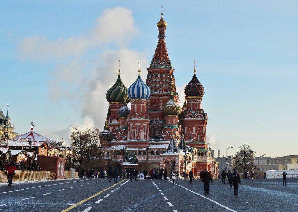 музей — Собор Покрова Пресвятой Богородицы что на Рву — Москва, фото №7