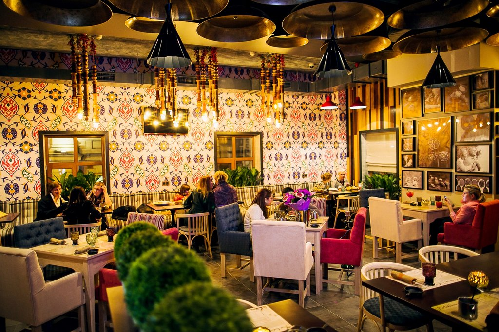ресторан — Pilove Cafe — Москва, фото №1