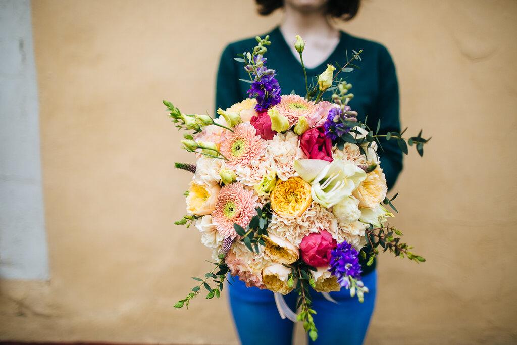 доставка цветов и букетов — Детали — Коломна, фото №9