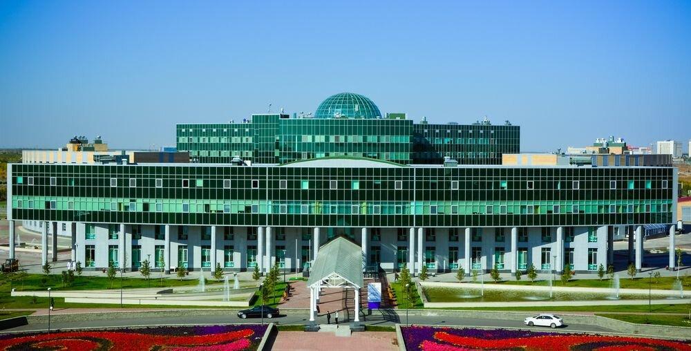 больница для взрослых — Больница Медицинского центра Управления делами Президента Республики Казахстан — Нур-Султан, фото №2