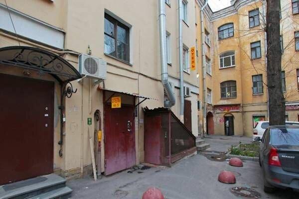 Отель на Лиговском проспекте, 84