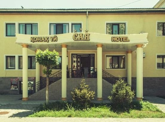 Гостиница Сая