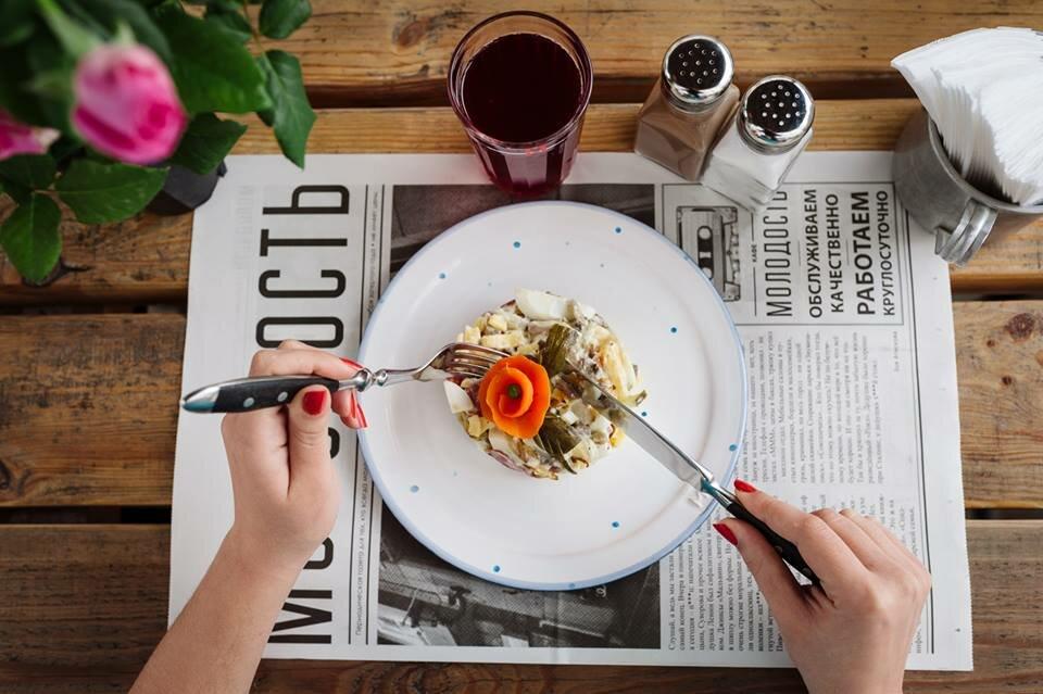 кафе — Кафе-бар Молодость — Одесса, фото №6
