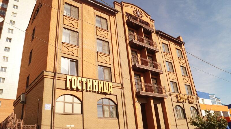 Гостиница Н