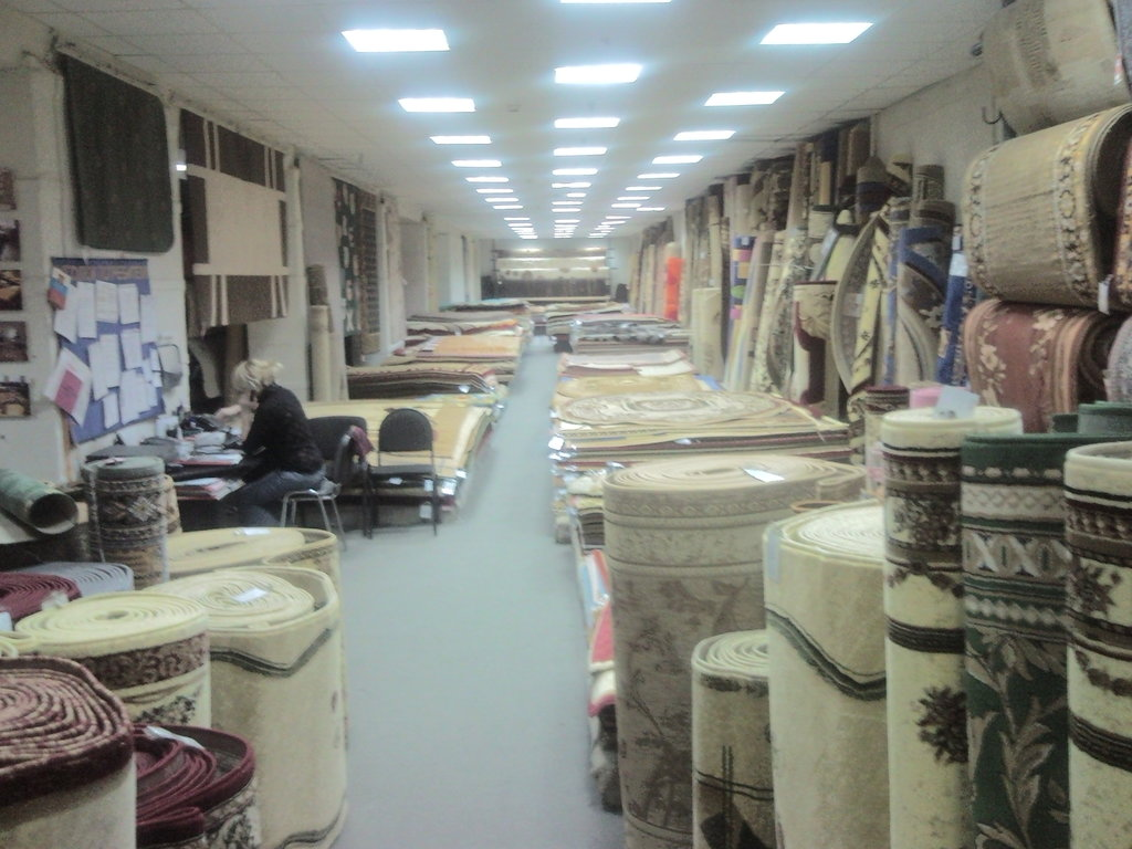 магазин ковров — Поволжский ковровый центр — Самара, фото №6