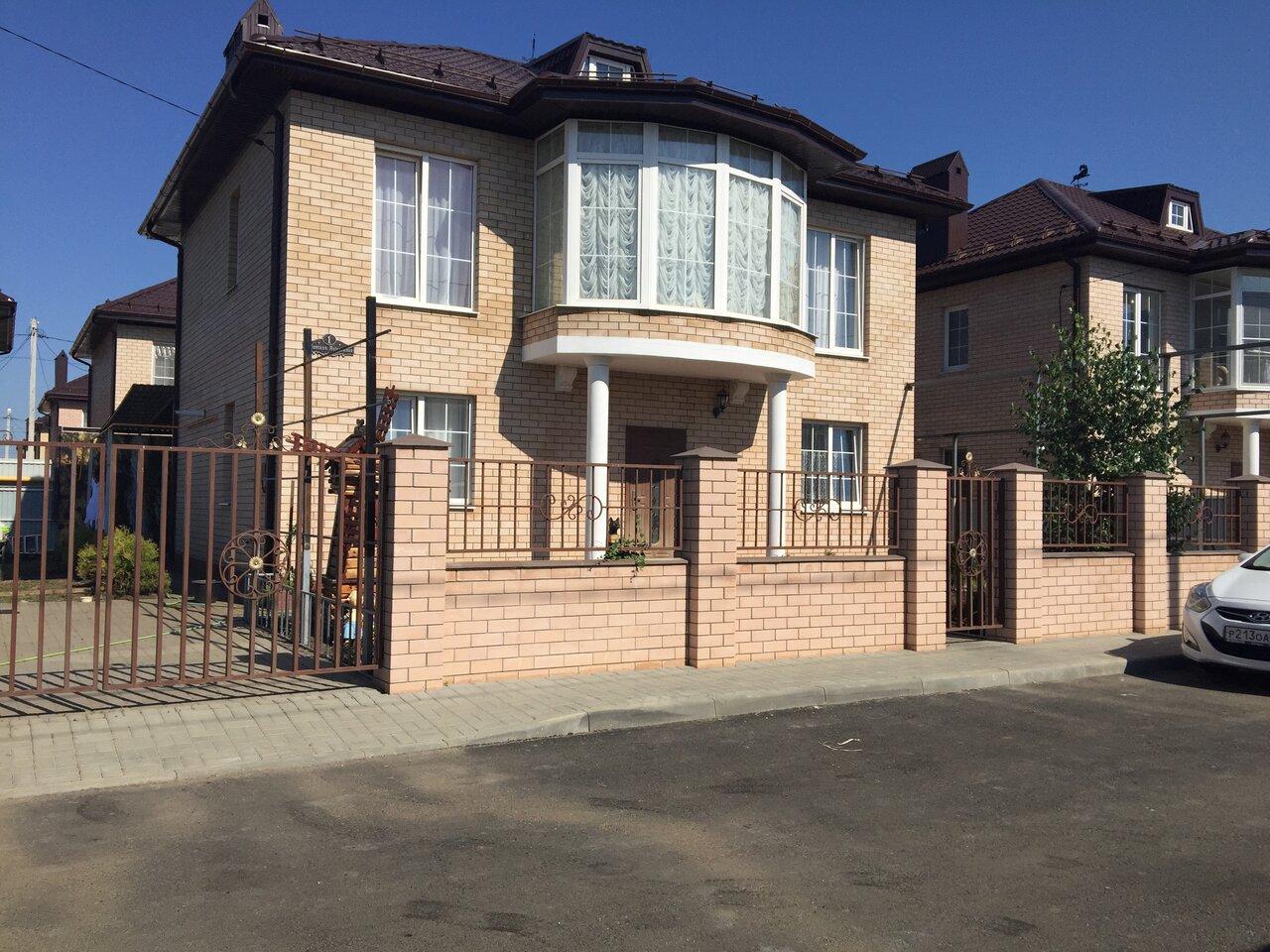 интерфейсов это красивые дома в краснодарском крае фото гончаренко забежал квартиру