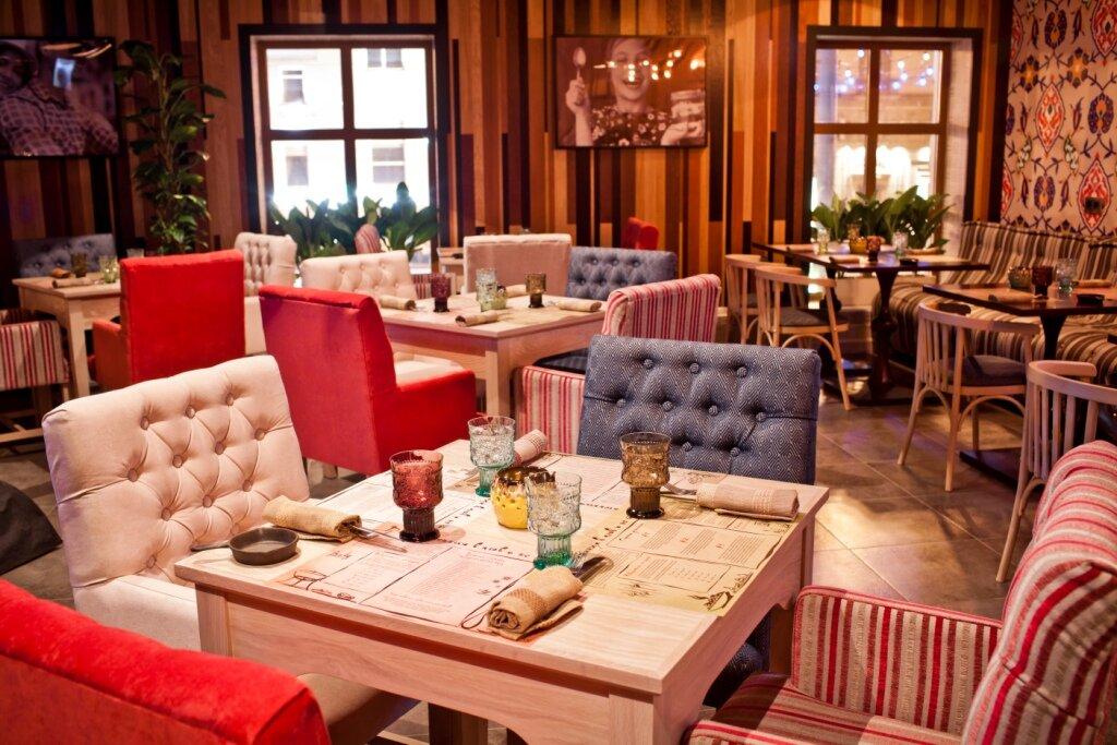 ресторан — Pilove Cafe — Москва, фото №2