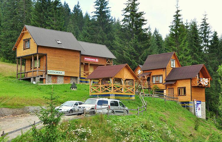 Отель Яблуницкий Перевал