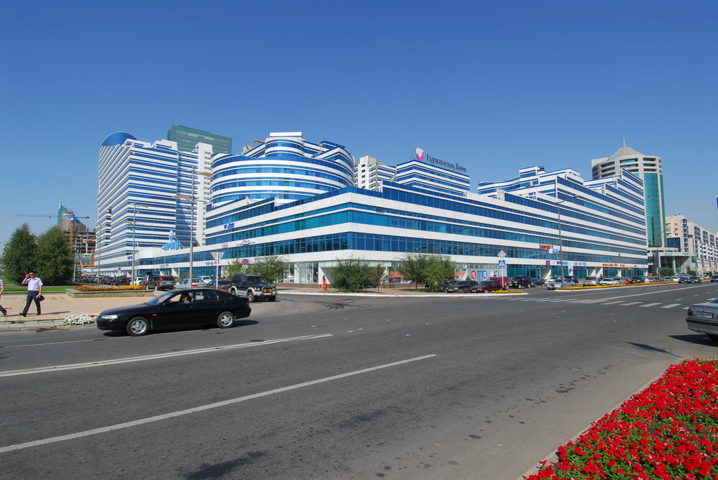бізнес-центр — БЦ Взб — Нур-Султан (Астана), фото №2