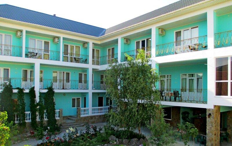 Гостевой дом Карадениз