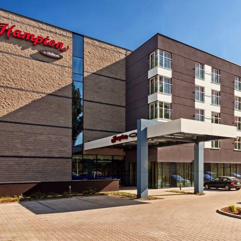 Hampton by Hilton Warsaw Airport