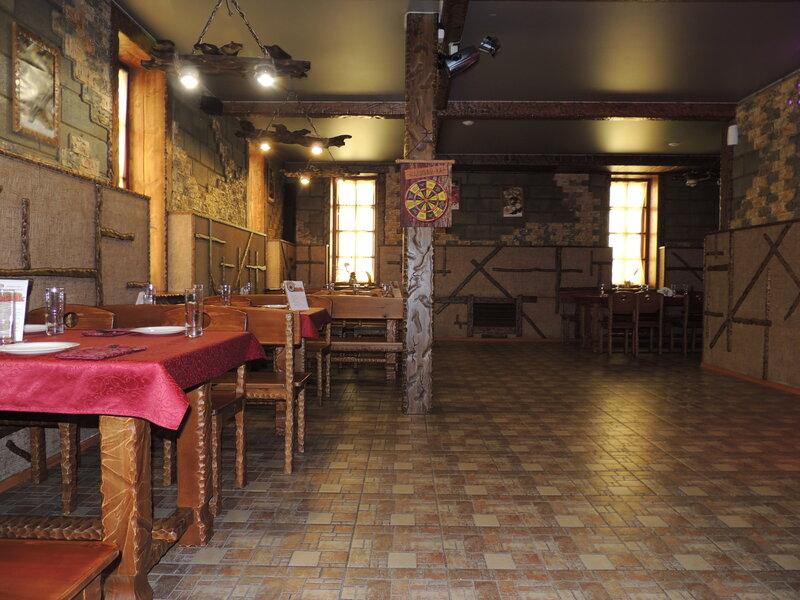 Кафе-ресторан Серый Cardinal