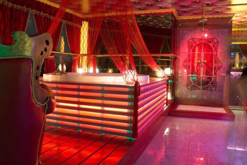Банный клуб Рай