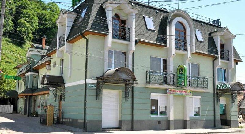 Отель Карпаты