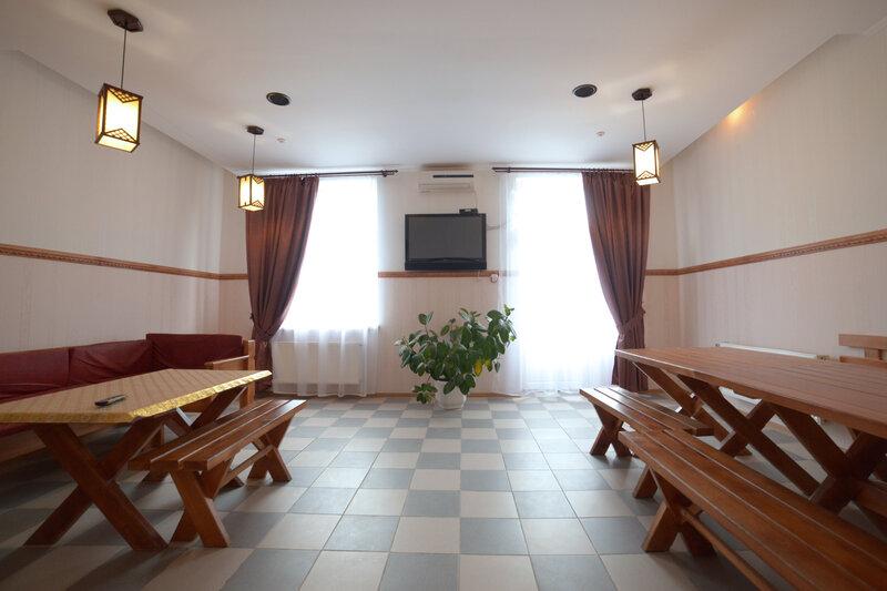 Мотель Тургенев