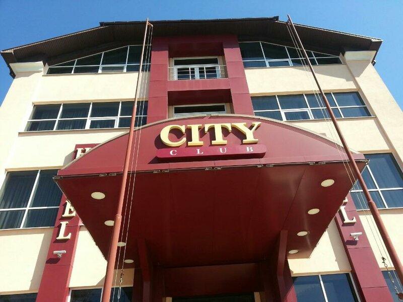 Гостиница City Club