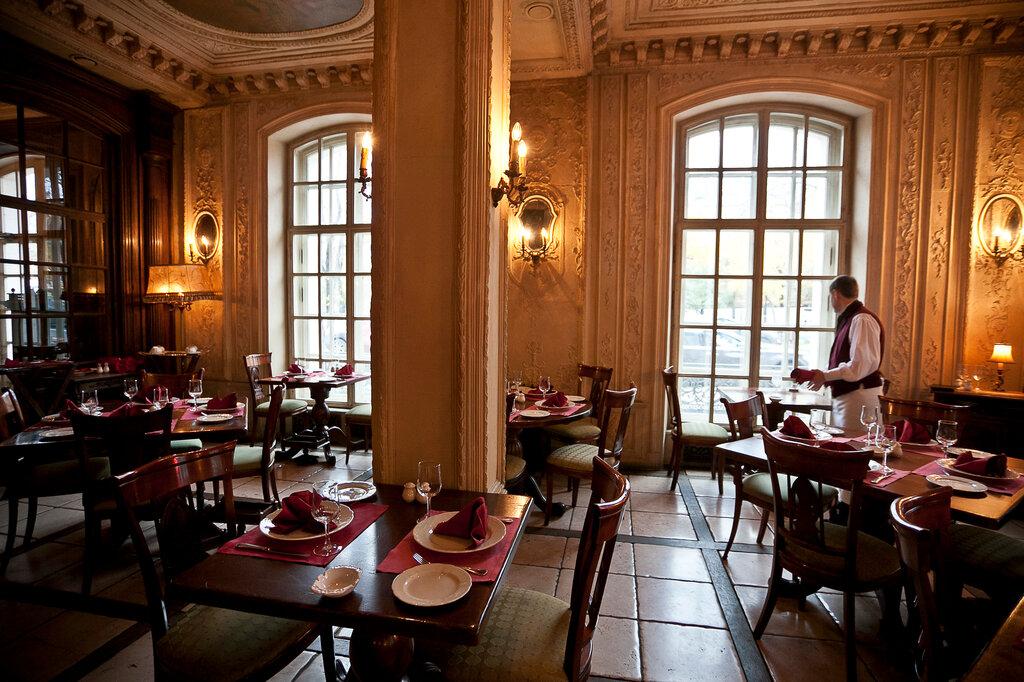 ресторан — Кафе Пушкинъ — Москва, фото №7