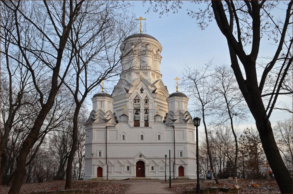 лесопарк, заповедник — Музей-заповедник Коломенское — Москва, фото №4