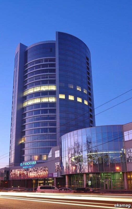 бизнес-центр — Центр международной торговли — Екатеринбург, фото №2