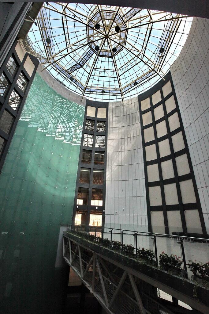 бизнес-центр — Центр международной торговли — Екатеринбург, фото №5