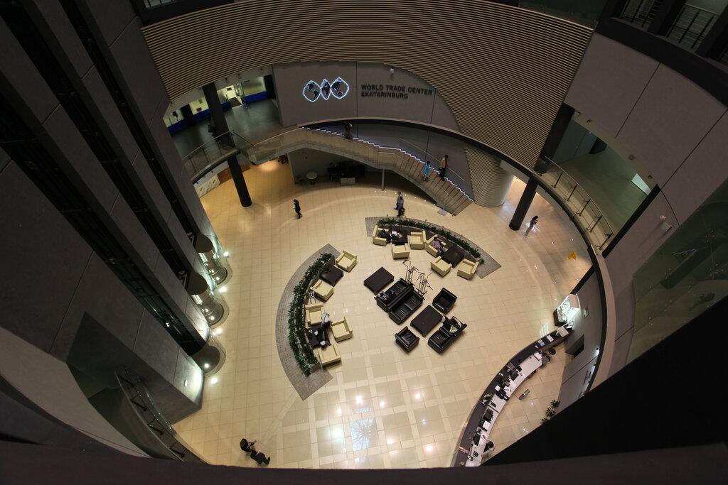бизнес-центр — Центр международной торговли — Екатеринбург, фото №7