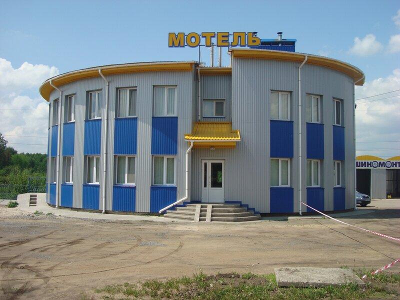 Мотель Шепетiвка