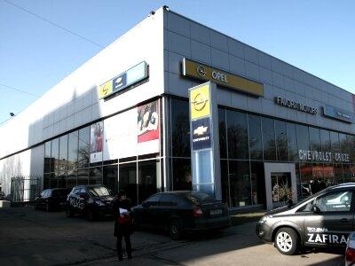 автосалон — Автосалон Favorit Motors Автопрага Skoda Восток — официальный дилер Skoda — Москва, фото №3