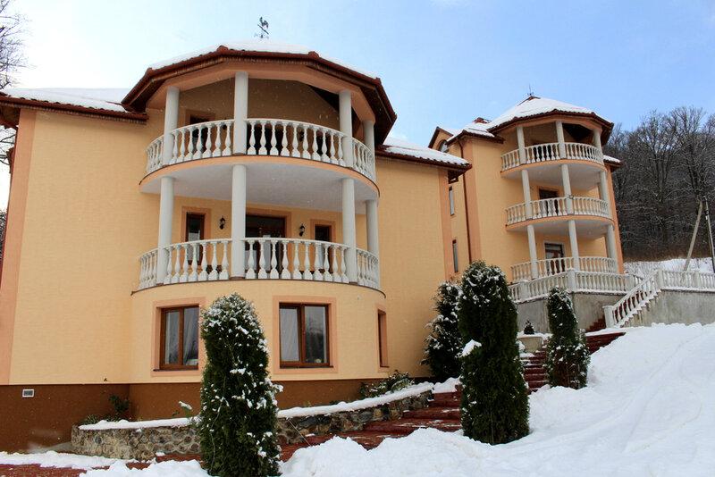 Отель Вилла Терраса