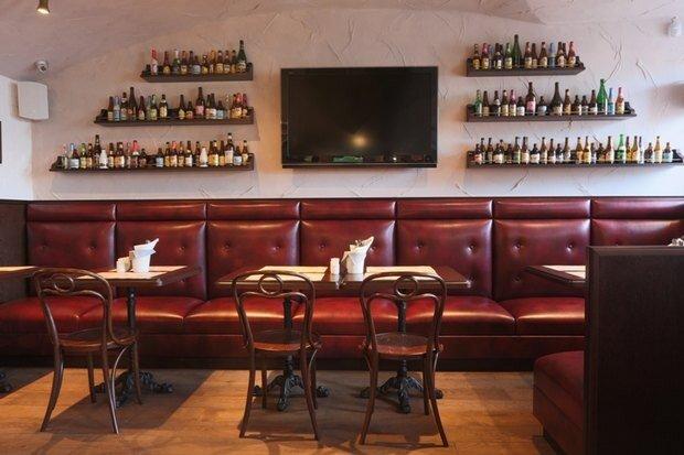 restaurant — Belgisky gastronomichesky pab Brugge — Saint Petersburg, фото №8