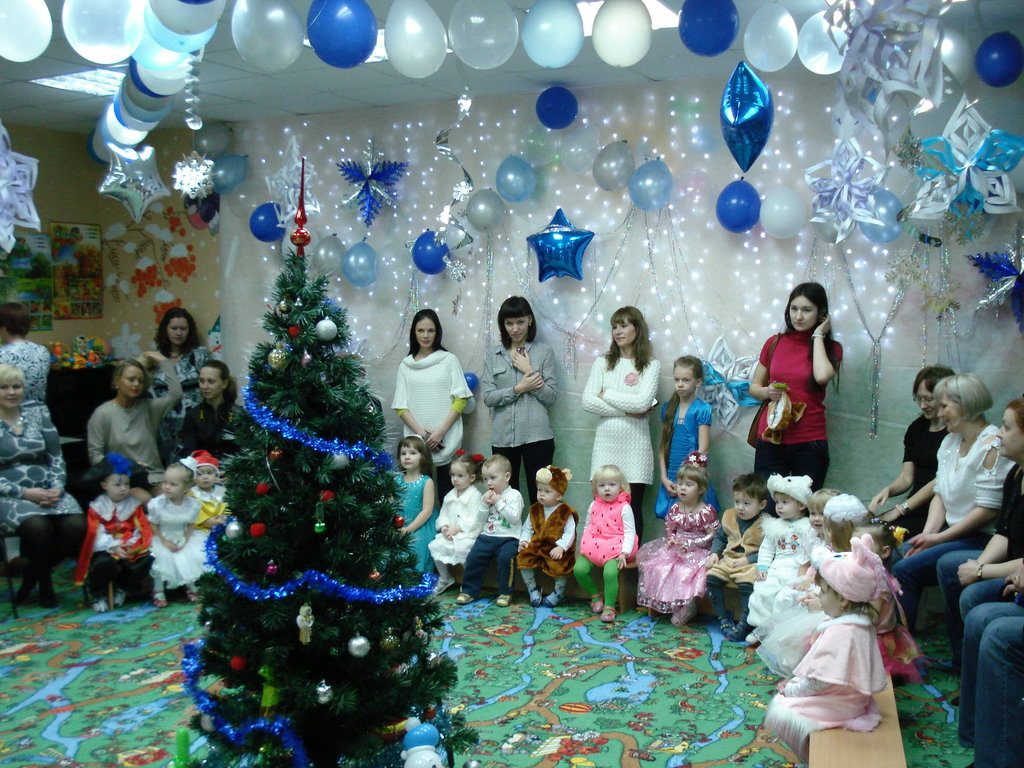 детский сад — Апельсин — Пермь, фото №1