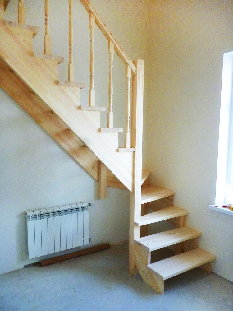 лестницы и лестничные ограждения — ЛДМ-Строй — Санкт-Петербург, фото №4