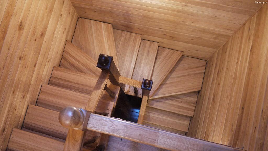 лестницы и лестничные ограждения — ЛДМ-Строй — Санкт-Петербург, фото №1