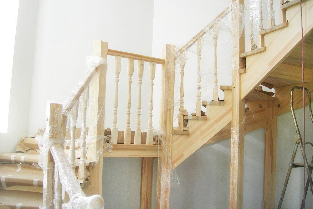 лестницы и лестничные ограждения — ЛДМ-Строй — Санкт-Петербург, фото №2