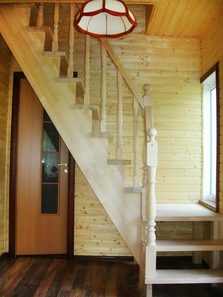 лестницы и лестничные ограждения — ЛДМ-Строй — Санкт-Петербург, фото №5